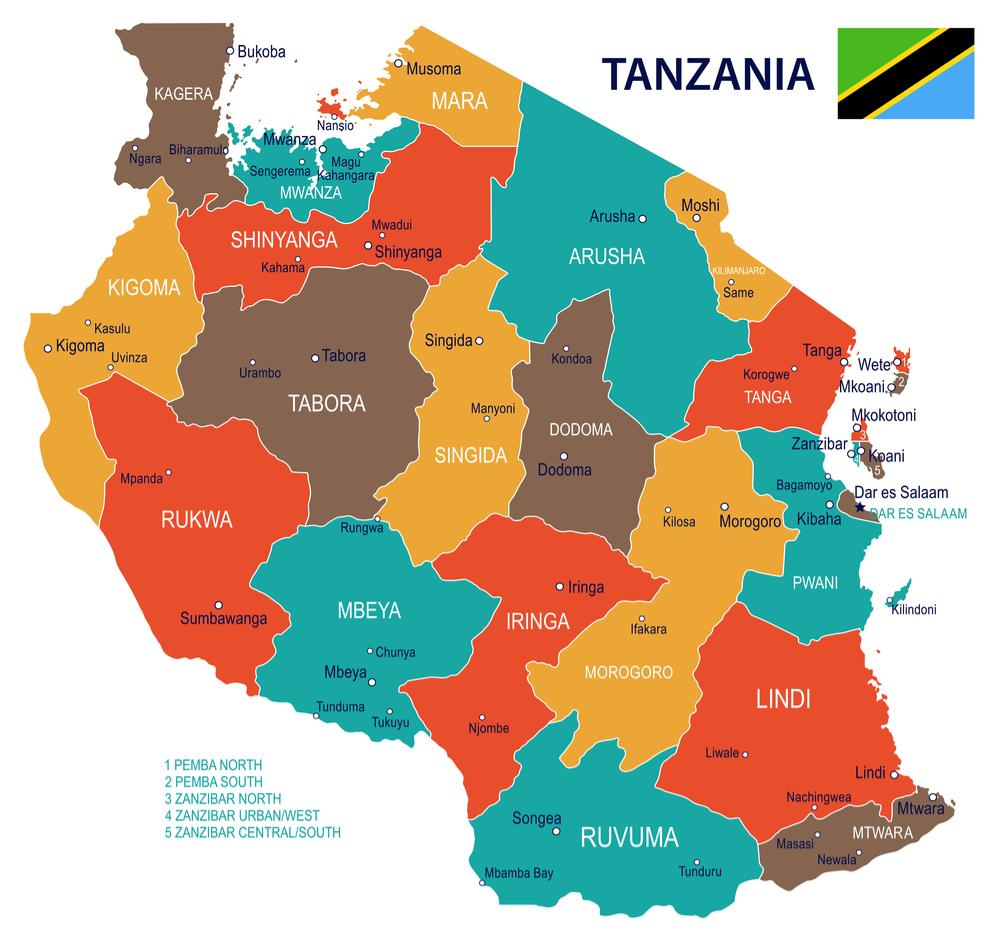 About Tanzania – CLIMBING KILIMANJARO